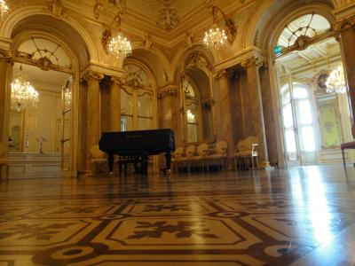 知られざるウィーンの宮殿ホテル「パレ コーブルク」