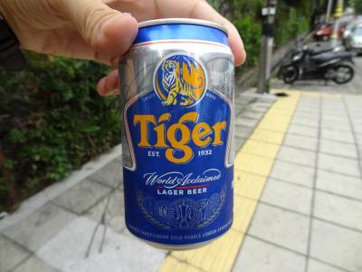 クアラルンプール・ウォーカーズ⑧ マレーシアの安ビール事情 (値段、酒税、免税、密輸、タイガービール)