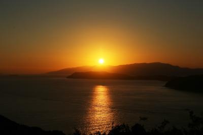 旅するイルカ♪ 和歌山 加太 夕景へ Part3