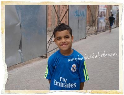モロッコの田舎:ドライブ旅行記 -2- ~アル・ジャディーダ編~