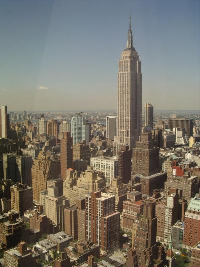 2008年 ニューヨーク出張(5 days) =Day 3= ~マンハッタンを歩く~
