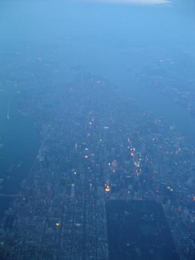 2008年 ニューヨーク出張(5 days) =Day 5= ~ニューヨークからLAへ~