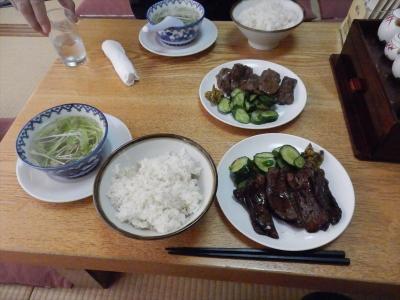 仙台にてフカヒレラーメン、牛たん定食を食す旅。