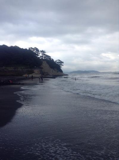 鎌倉ハイキング&由比ガ浜海の家は豪華でチャラい場所だった。