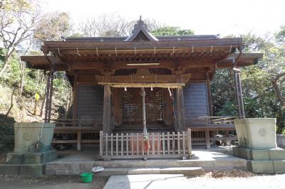 住吉神社(横須賀市久里浜8)