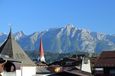 2014年オーストリアハイキングの旅(チロル)