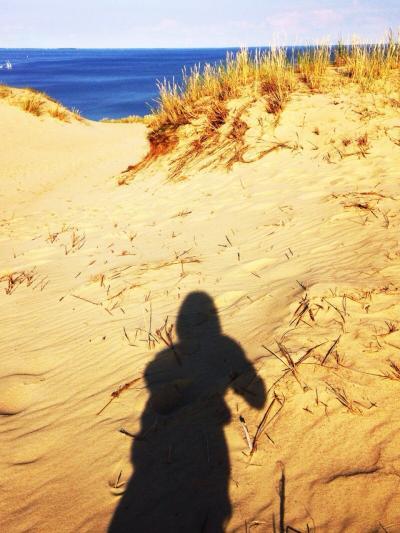 バルト海屈指のリゾート地ニダ:世界遺産クルシュー砂州、そして砂の向こうのロシアへ~2014年夏 バルト4国+ポーランド・WWⅡと独立の軌跡11