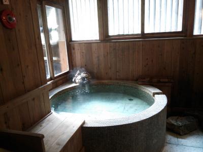 ふんばつして露天風呂付きのお部屋・・・ぬくもりの宿 ふる川で一泊♪