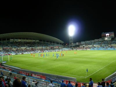 Spain旅行2014 3日目 Vol.4 GetafeCF vs ValenciaCF (La Liga1)