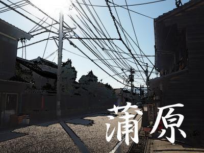 「東海道五拾三次」を歩く  十六、蒲原 ~ 由比