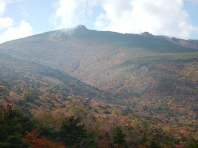 2014 秋の福島1泊2日 ~安達太良山ハイキングと野地温泉到着まで~