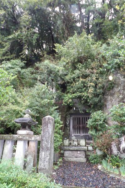 相馬師常墓やぐら群(2)