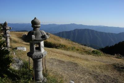 旅するイルカ♪ 生石高原 夕景へ