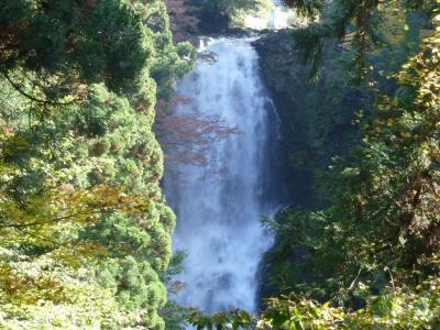 鳥海山麓 滝を見にいく 奈曽の白滝
