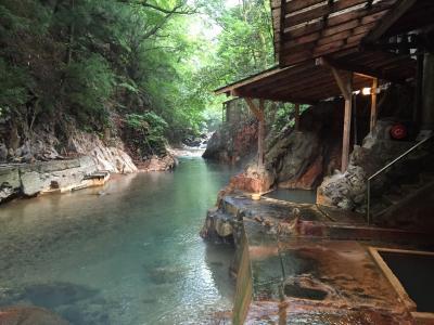 塩原温泉郷_Shiobara Onsenkyo 日本で最初に『温泉郷』と呼ばれた温泉地!箒川沿いに連なる11の温泉