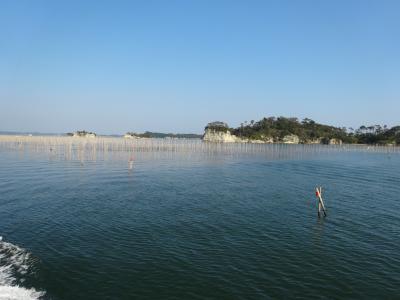 松島の桂島へ(1)