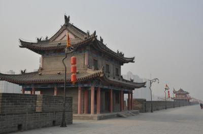 河南省と陝西省の遺跡・史跡巡り その3(古都西安編)
