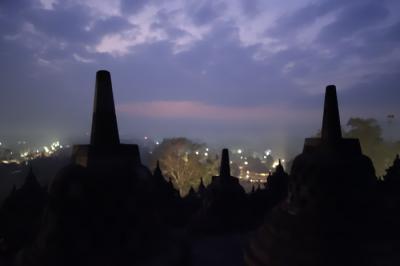 201409 インドネシア共和国 ジョグジャカルタ 3~5日目