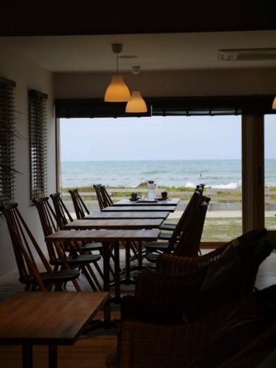 海辺の宿に泊りました ~台風接近中のうのしまヴィラ