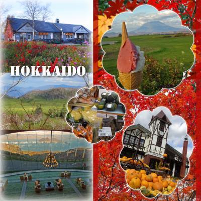 紅葉北海道。小樽・ニセコ・洞爺湖・登別の旅2 -ニセコドライブ、いし豆でおいしいお蕎麦をいただいて、ザ・ウィンザーホテル洞爺 リゾート&スパを見学-
