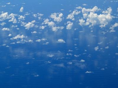 ★南米、時には空路で −(54)イースター島を去る朝 そしてサンチャゴへ