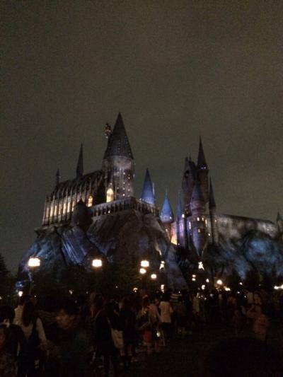 USJ world of Harry potter