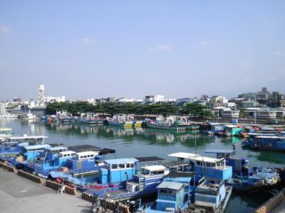 2014-10台湾南迴 05枋寮漁港と芸術村