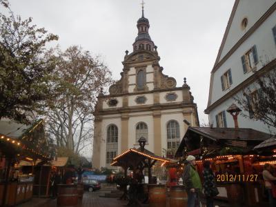 世界遺産&クリスマス IN ドイツ・フランス④ ドイツ・シュパイヤー
