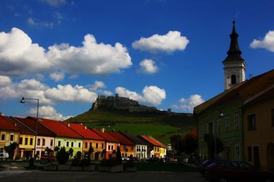 ラピュタのお城が見たくて@ハンガリー&スロバキア久しぶりのひとり旅②ブダペスト発日帰り弾丸スピシュキー城。野生動物に遭遇、遭難しかけた過酷なお城までの道のり