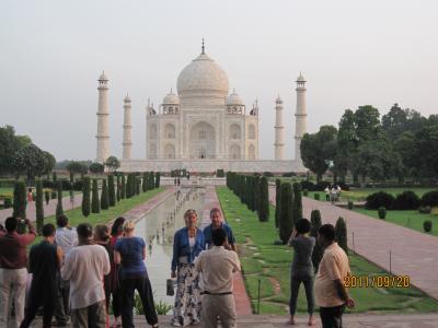 インドに行ってきました アグラ編