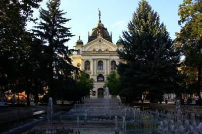 ラピュタのお城が見たくて@ハンガリー&スロバキア久しぶりのひとり旅③余った時間でぶらぶらコシツェ