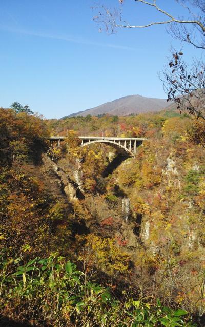 2014鳴子峡の紅葉