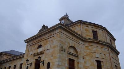 ピレネーの美しき自然と素朴な村々(82) ゲルニカ バスク議事堂見学 上巻
