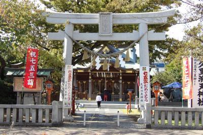 久里浜天神社(横須賀市久里浜5)