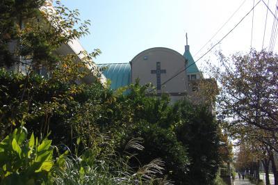 日本キリスト教団久里浜教会(横須賀市久里浜6)