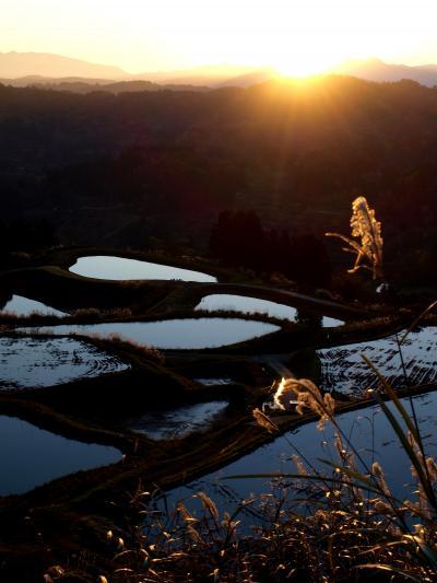 中越地震から10年の 「 山古志 」 & 越後山脈 「 トレッキング 」 の旅 < 新潟県長岡市 >