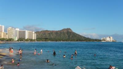 2014年夏 ハワイ旅行 オアフ島コオリナ編  (4日目:アウラニディズニーリゾートからワイキキへ移動)