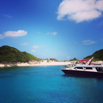 女ひとり旅~沖縄☆ダイビングOWライセンス取得の巻~3日目!ついに慶良間へ!
