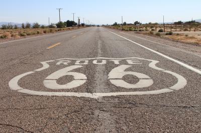 2014年 夏休みというより秋休みの時期に海外へ!グランドキャニオン&LA旅行にいってきました。『PART3 LAから車で12時間!ルート66を通っていく  Road To Grand Canyon』