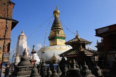 バンコク発弾丸2泊3日インドとネパール<ネパール編>