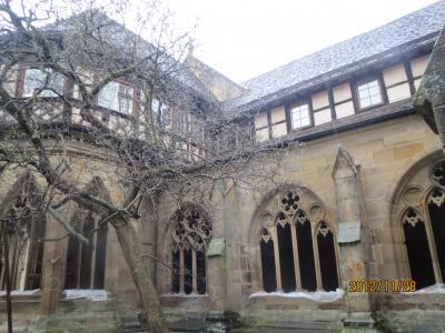 世界遺産&クリスマス IN ドイツ・フランス⑤ドイツ・マウルブロン修道院