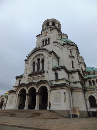 中世の面影に魅せられたブルガリア・ルーマニアの旅② =ソフィア= ~ガイドブックにない風景~
