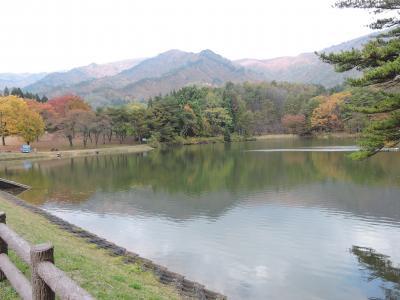 長井古代の丘(山形の秋)