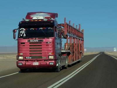 ★南米、時にはレンタカーで (56)カラマからサン・ペドロ・デ・アタカマへの道