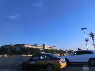ANAビジネスクラス&リッツカールトン北京