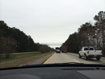 アトランタ~ヒューストン+α3000Kmの旅④アトランタ⇔サウスカロライナ