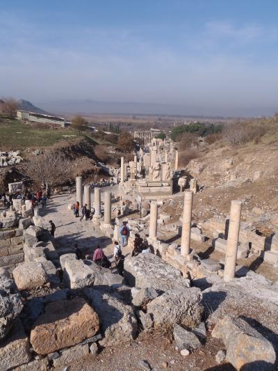 トルコ旅行 4日目 セルチュク