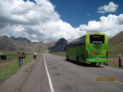 マチュピチュ・チチカカ湖・イグアスの滝 ~その4・クスコからプーノへ~
