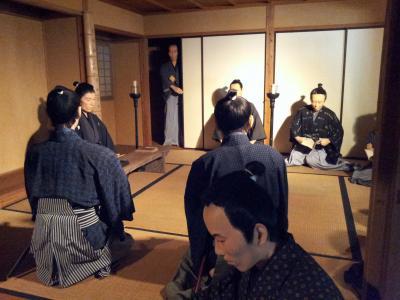 「花燃ゆ」の舞台 - 萩城下町巡り、あなたの志は何ですか?