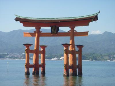 ついに行った世界遺産安芸の宮島厳島神社